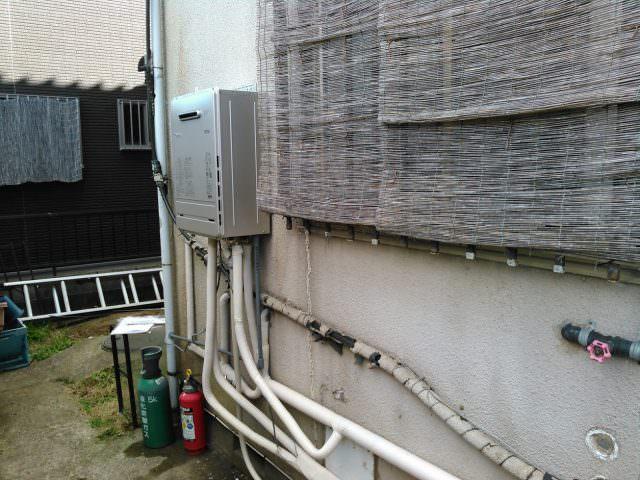 パロマFH-E207AWL 給湯器