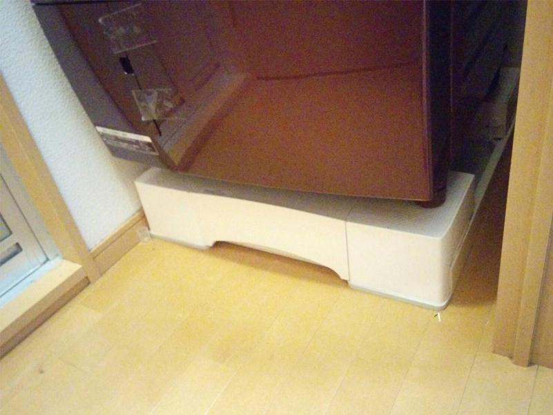 洗濯機のかさ上げは「マルチメゾン」で解決!