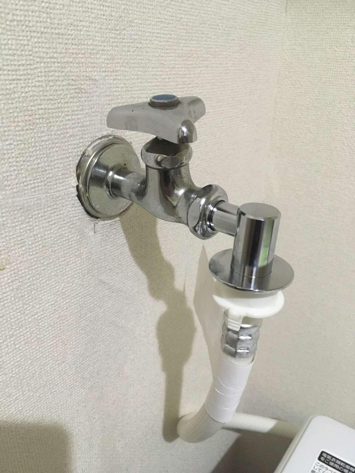 栓 洗濯 機 水 洗濯機の適切な水量はどのくらい?水量の決め方や目安を解説!