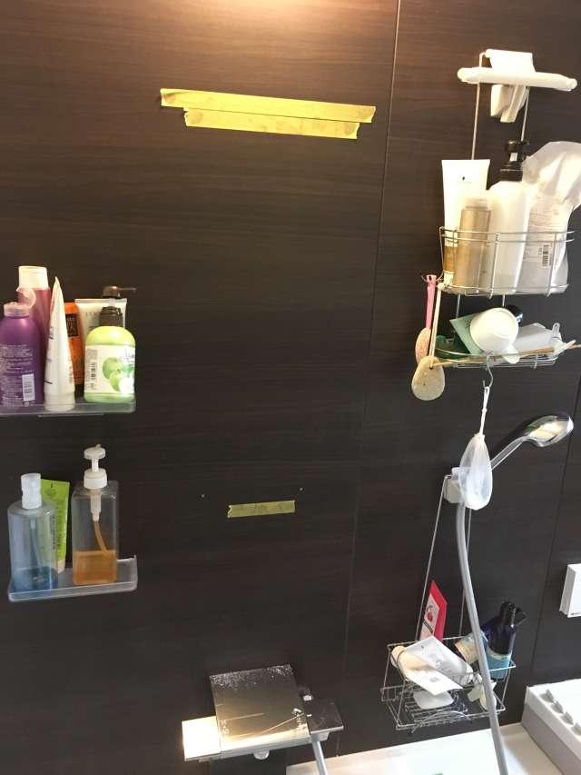 浴室鏡の交換・設置事例