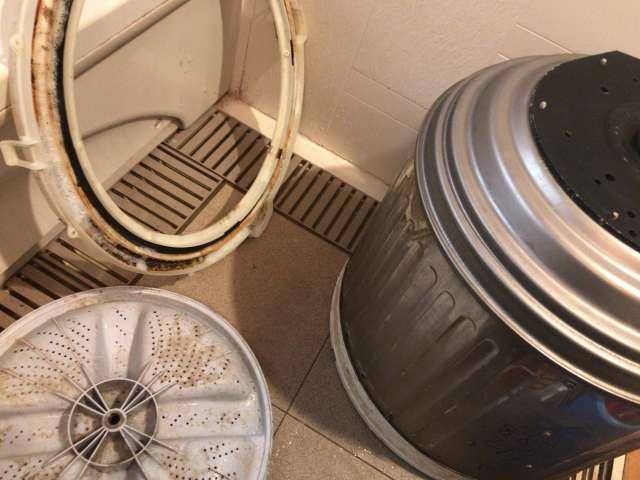洗濯機分解クリーニングでカビや汚れを撃退!