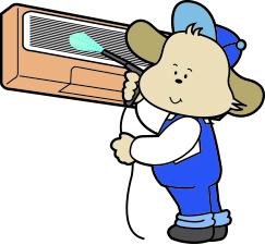 暑い夏がくる前にエアコンクリーニングでしっかり準備!