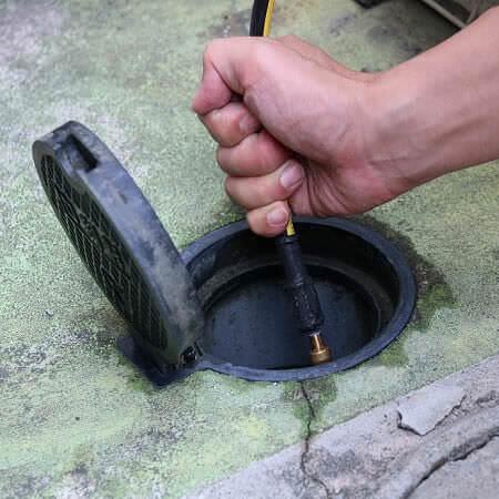 排水管高圧洗浄(2ヶ所まで)